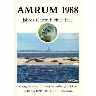 Amrum 1988 – Jahres-Chronik einer Insel