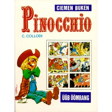 Pinocchio üüb öömrang