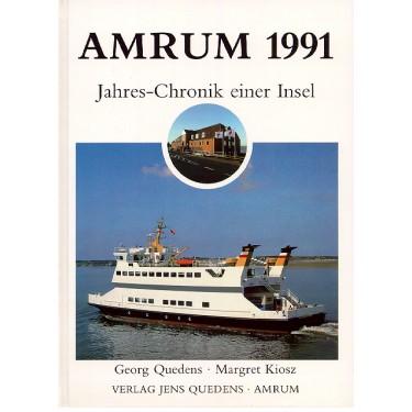 Amrum 1991 – Jahres-Chronik einer Insel
