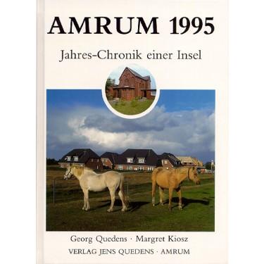 Amrum 1995 – Jahres-Chronik einer Insel