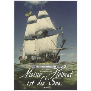 Henning Alberti - Meine Heimat ist die See