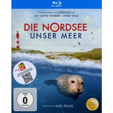 Die Nordsee - Unser Meer (BLUE-RAY-Videofilm)