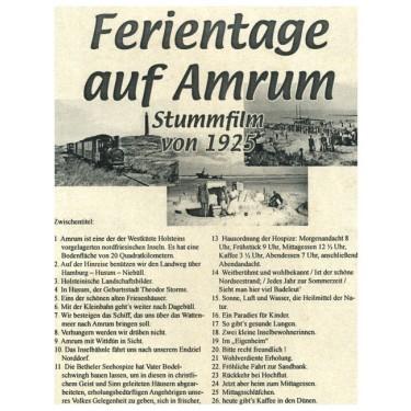 Ferientage auf Amrum (DVD-Videofilm)