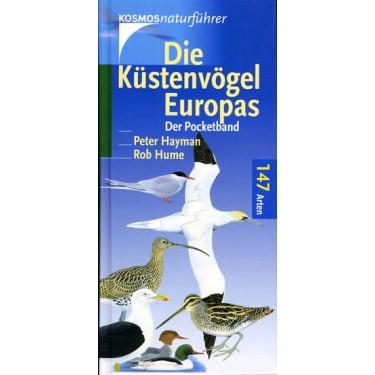 Die Küstenvögel Europas - Der Pocketband