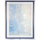 Digital illuminierte Se'h'karte der Westküste