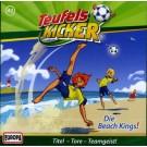 Teufelskicker - Die Beach Kings (Audio-CD)