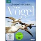 BBC EARTH - Die fantastische Reise der Vögel (DVD-Videofilm)