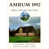 Amrum 1992 – Jahres-Chronik einer Insel