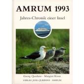 Amrum 1993 – Jahres-Chronik einer Insel
