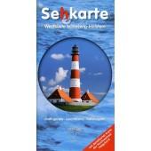 Se'h'karte Westküste Schleswig-Holstein
