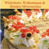 Wickeltorte, Wolkentraum & Heinkes Möwenschiss