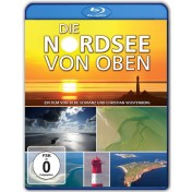 Die Nordsee von oben (BLUE-RAY-Videofilm)